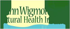 Ann WigMore Institue Logo