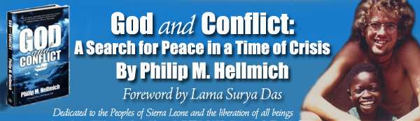 Philip Hellmich's God and Conflict Book