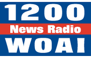 WOAI Radio 1200 Logo